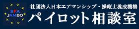 パイロット相談室 - 社団法人日本エアマンシップ・操縦士養成機構